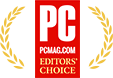 PC Magazine Editors Choice